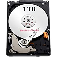 1TB Hard Drive for Dell Vostro 2510 2520 3300 3350 3360 3400 3450 3460 3500 3550 3560 3700 3750 500 A840 A860 V13 V130 V131 Laptop