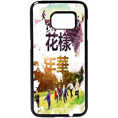 Bts Papillon 2 Case / Color Black Plastic / Device Samsung Galaxy S7 Sales