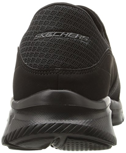 nbsp;Persistent Skechers Sneaker Black Uomo Equalizer Nero SCwCFqpaz