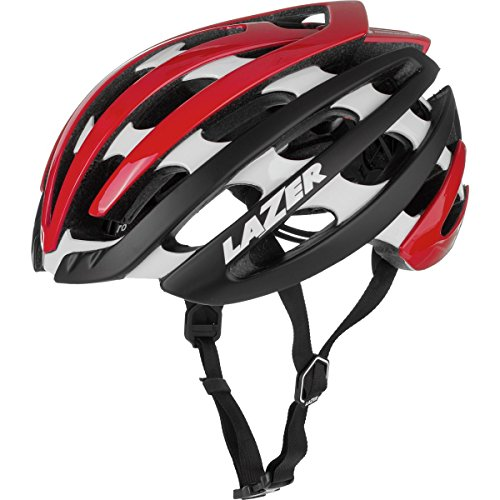 Lazer Z1 Helmet Matte Black Red, M Review