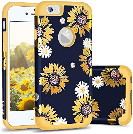 Casewind Sunflower Protection Shockproof Anti Scratch