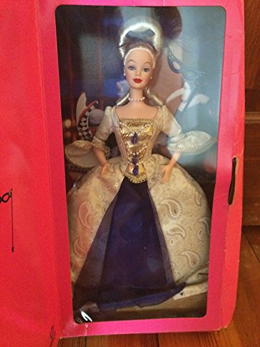 Grolier Exclusive Edition Secret of the Three Teardrops Barbie (Barbie Rockstar Costume)