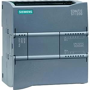 PLC SIEMENS S7-1200 CPU 1211C 6ES7211-1AD30-0XB0
