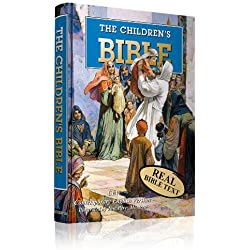 Children's Bible Illustrated Bible Story Books for Children, 286 Bible Stories for Children with CEV Text, Kids Bible Stories with illustrations (Children's Bibles)