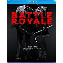 Battle Royale: Director's Cut [Blu-ray] (2012)
