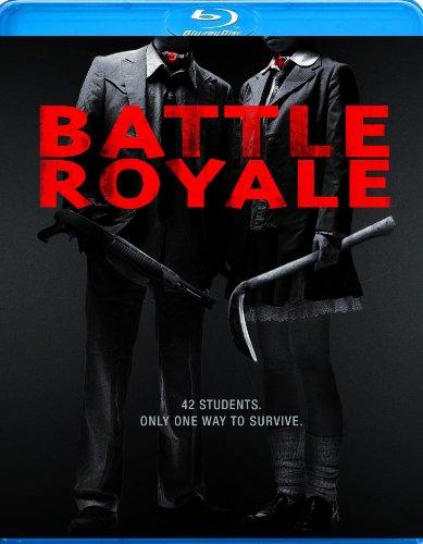 Battle Royale: Director's Cut [Blu-ray]