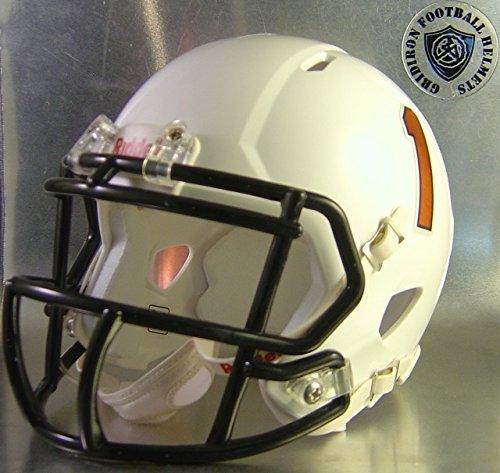 Manchester Lancers 2015 - Virginia High School Football MINI Helmet
