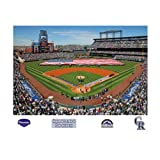 MLB Colorado Rockies Inside Coors Field Mural Wall Graphic