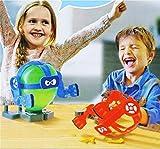 2pcs Balloon Puncher Robot, Fight Balloon Puncher