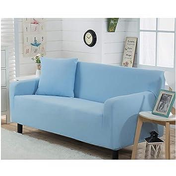 Amazon.com: MOSU Funda elástica para sofá, antideslizante ...