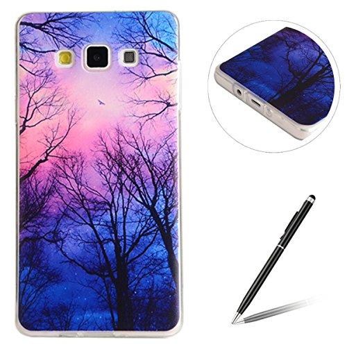 Slim Shockproof Case for Samsung Galaxy A3 (Blue) - 6