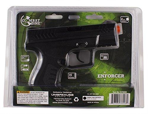 metal airsoft pistol 400 fps - 5
