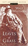 Leaves of Grass, Walt Whitman, 0451529731