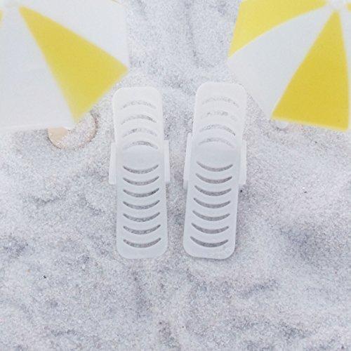 FUNSHOWCASE ジオラマ キット おもちゃ ビーチチェア 傘 手作り ミニチュア インテリア ドールハウスキット ハンドメイド フィギュア
