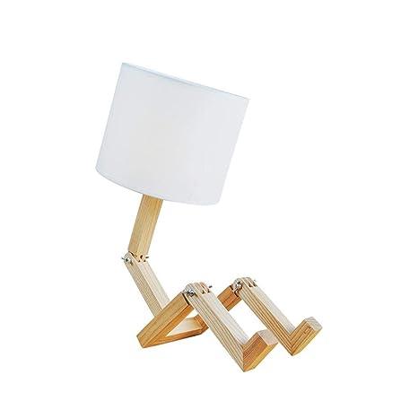 HW.Q Lámpara de Mesa, lámpara de Mesa Plegable, lámpara de ...