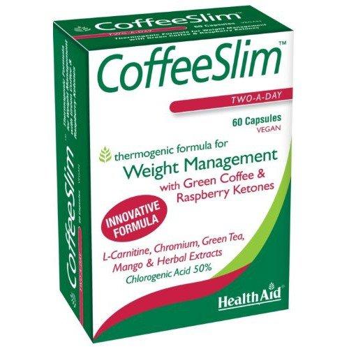 (6 PACK) - HealthAid - Coffeeslim | 60 Vegicaps | 6 PACK BUNDLE by Health Aid (Image #1)