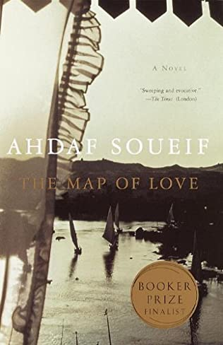book cover of The Map of Love