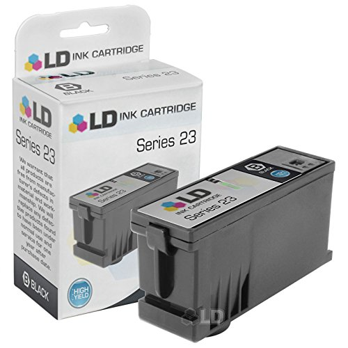LD © Compatible T105N (Series 23) High Yield Black Ink Cartridge for Dell V515w