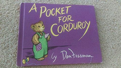 Pocket Corduroy (A Pocket for Corduroy)
