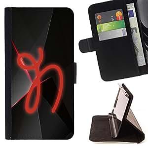 Jordan Colourful Shop - N For Samsung Galaxy S5 Mini, SM-G800 - < Leather Case Absorci????n cubierta de la caja de alto impacto > -