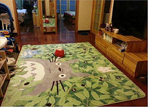 Judy Dre am Hayao Miyazaki Totoro Doormat Baby Crawling Mat