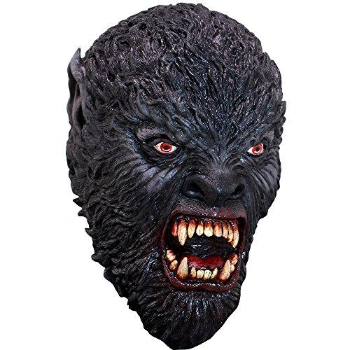Adult Blood Moon Hunter Werewolf Latex Mask