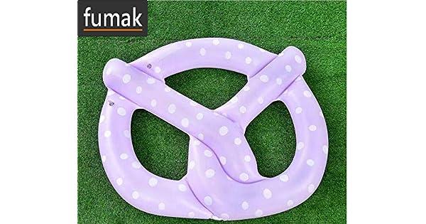 Amazon.com: Fumak piscina inflable – 60 pulgadas 3 personas ...