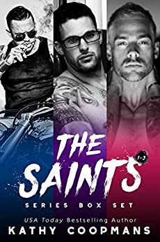 The Saints Series Box set by [Coopmans, Kathy]