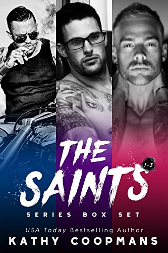 The Saints Series Box set cover