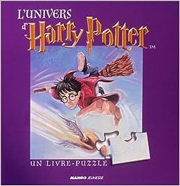 L Univers D Harry Potter Livre Puzzle 25 Pieces