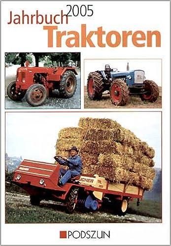 Book Jahrbuch Traktoren 2005
