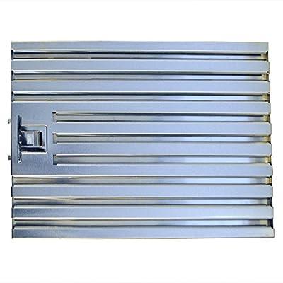 """Cavaliere SV218-ACS-BF-B2-30/I30 Range Hood Baffle Filter for 30"""" SV218B2 Range Hoods - Stainless Steel"""
