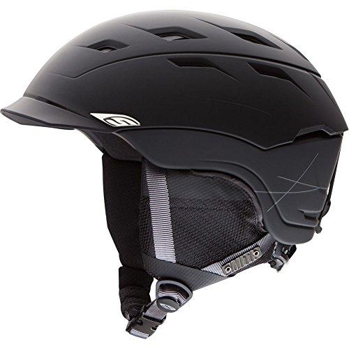 Smith Optics Variance Adult Ski Snowmobile Helmet - Matte Black / ()