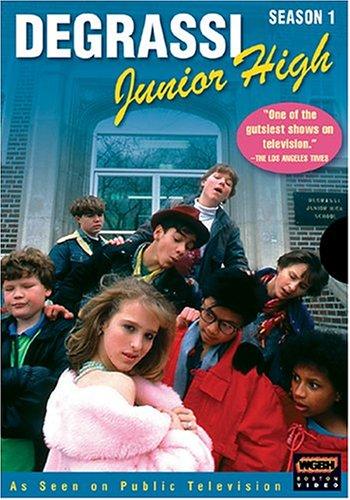 Degrassi Junior High - Season 1