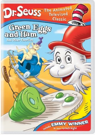 Dr. Seuss - Green Eggs and Ham and Other Favorites (Grinch -