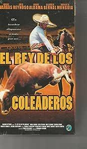 El Rey de los coleaderos [USA] [VHS]: Amazon.es: Jorge