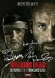 The Walking Dead Tv Print (11.7 X 8.3) Andrew Lincoln Norman Reedus David Morrissey Danai Gurira Steven Yeun