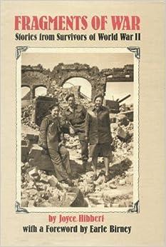 Book Fragments of War: Stories from Survivors of World War II