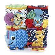 Little Tikes Baby Giggle Surprise Blocks (Set of 4)