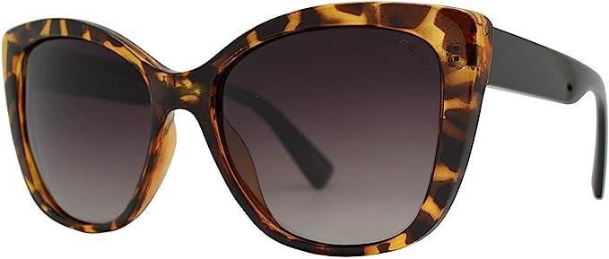 New Retro Women/'s Polarized Classic Cat Eye Designer Fashion Shades Sunglasses