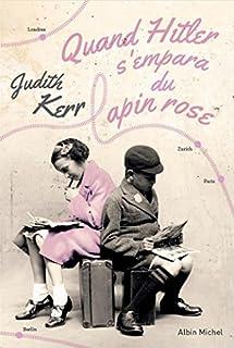 Quand Hitler s'empara du lapin rose, Kerr, Judith
