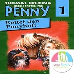 Rettet den Ponyhof (Sieben Pfoten für Penny 1)
