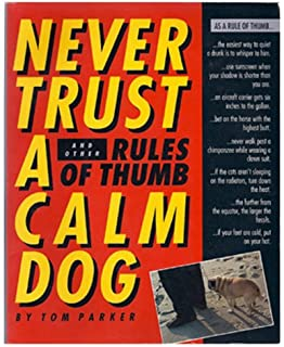 Rules of thumb by tom parker