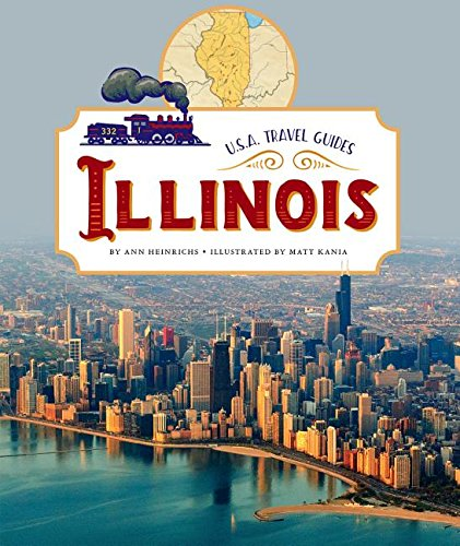 Illinois (U.S.A. Travel Guides)