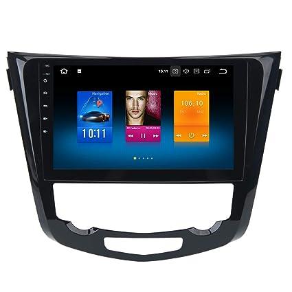 """Dasaita 10.2"""" 1 Din Android 8.0 Radio Estéreo Coche con Canbus para Nissan X-"""