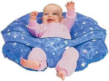 Leachco Cuddle-U almohada de lactancia y más Blue Stars ...