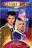 Front cover for the book The Doctor Who Storybook 2007 by Clayton Hickman