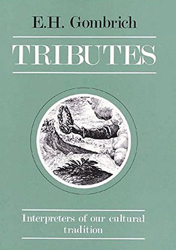 Tributes Interpreters of Our Cultural Tradition [Gombrich, E.H.] (Tapa Dura)