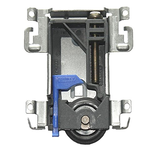 Wheels Runners guide-Space Pro Stanley 17-4264Y-000 sliding wardrobe door parts. (Nickle Door Kick Plate compare prices)