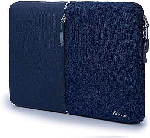 SIMTOP 13-13.3 Inch Sleeve Laptop Case Bag for Dell Inspiron 13 7000 5000/Dell XPS/Dell Latitude, HP Envy/HP Pavilion/HP Spectre X360, LG Gram Cover Slim Case